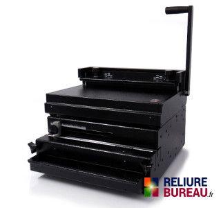 machine relier usage r gulier pour anneaux m talliques onyx hd8000 et onyx od4012 3 1 et 2 1. Black Bedroom Furniture Sets. Home Design Ideas