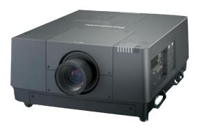 Vidéoprojecteur grands écrans PT-EX12KE